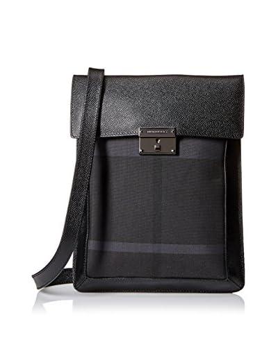 Burberry Men's Crossbody Bag, Black