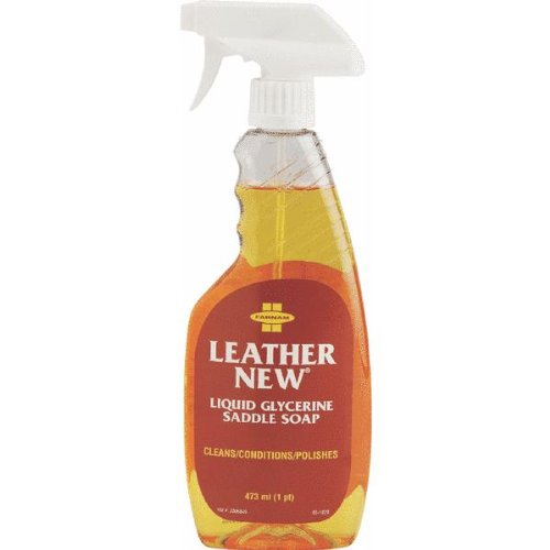 Farnam Companies 32602 Leather New Liquid Glycerine Saddle Soap