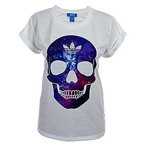 Adidas Originals Damen Universe T-Shirt F87504
