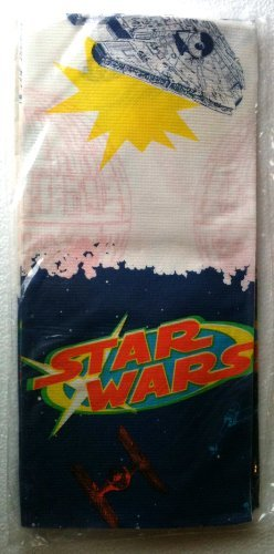"EXTREME STAR WARS Party Table Cover 54"" x 89"" Long"