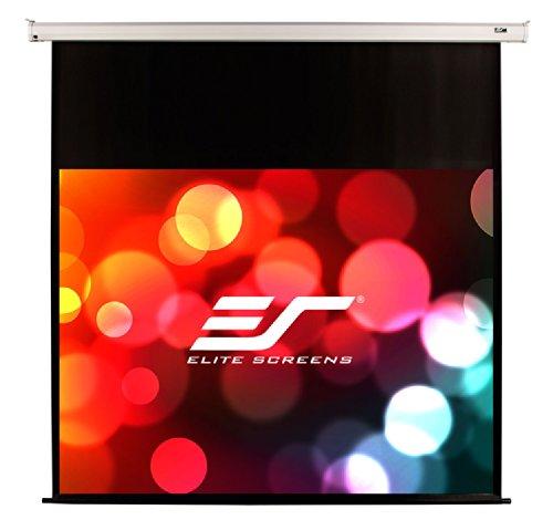 "Elite Screens Vmax120Xwv2-E24 Vmax2 Electric Projector Screen (120 Inch Diagonal 4:3 Ratio 72""Hx96""W)(24"" Drop)"