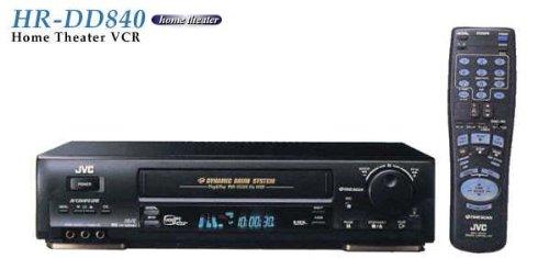 Jvc Hr-Dd840U 4-Head Stereo Vcr