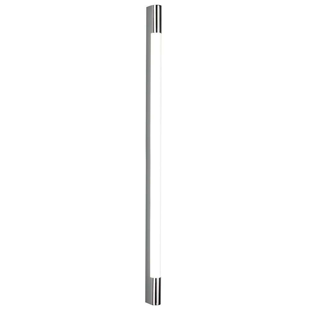 Astro 0627 T5 Palermo 1200 Wall Light excluding 1 x 28 Watt T5 Fluorescent Tube, Chrome       Customer review and more information