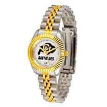 "Colorado Golden Buffaloes NCAA ""Executive"" Ladies Watch"