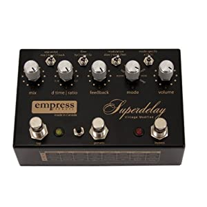 Empress Effects Vintage Super Delay