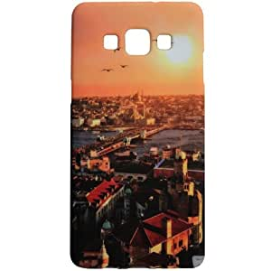 Casotec Designer Soft TPU Back Case Cover for Samsung Galaxy A5