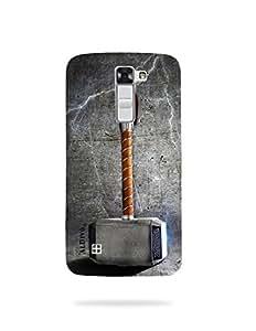 alDivo Premium Quality Printed Mobile Back Cover For LG K10 / LG K10 Back Case Cover (MKD225)