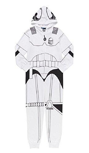 Star Wars -  Pigiama interi  - ragazzo Bianco bianco