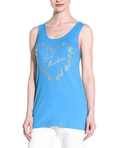 Love Moschino Top  [Azzurro]