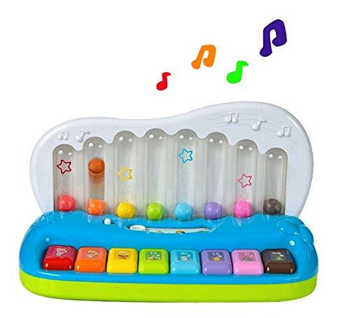 Baby-Electronic-Poppin-Play-n-Learn-Musical-Piano-Bilingual-Music-Keyboard