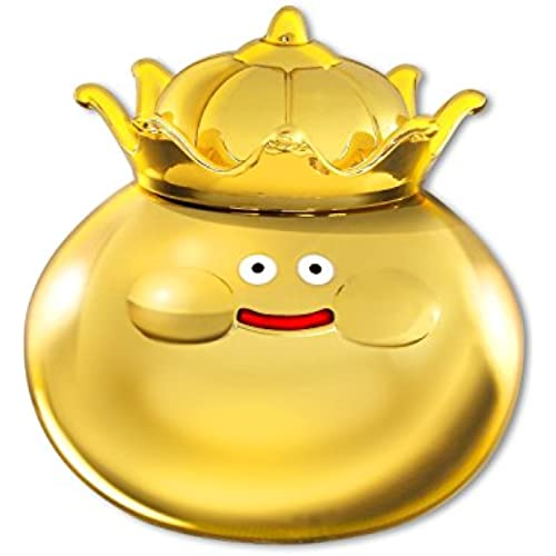 Dragon Quest Metalic Monsters Gallery (55 mm Figure) -Dragon Quest 25th Anniversary ver. Golden Slime King- [JAPAN] [병행수입품]