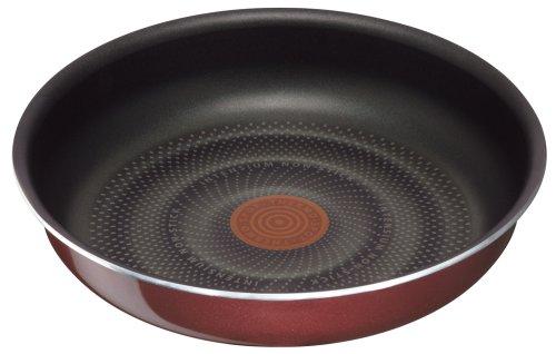 T-FAL Indigo / neo novel Red frying pan 22 cm L46703