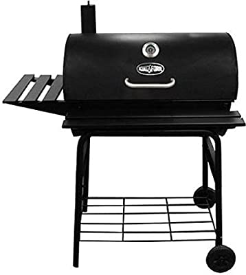 """Large 30"""" Barrel Charcoal Grill Tailgating Barbecue BBQ Backyard Camping NEW! ..#G4E435T1 34452-3T291648"""