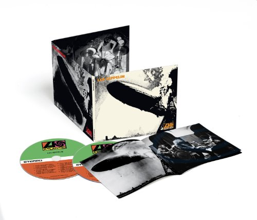 Led Zeppelin - Led Zeppelin I (Deluxe CD Edition) - Zortam Music