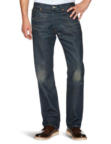 Levi's Original Fit-1507 Straight Men's Jeans Indigo Lounge W30INxL30IN