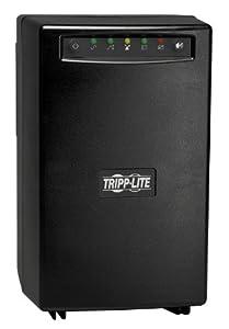 Tripp Lite SMART1050 1050VA - 1000VA 705W UPS Smart Tower AVR 120V USB for Servers, 6 Outlets