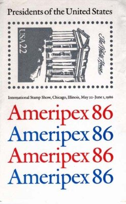 Prisedents Of US 22 cent Postage stamps 2216 - 2219 NEW