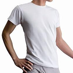 デオエスト 消臭アンダーシャツ(丸首)ホワイトLL