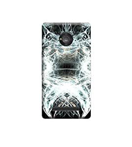 Ebby Premium Printed Back Case Cover With Full protection For Micromax Yuphoria (Designer Case)