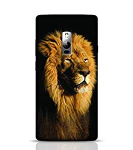 Stylebaby Phone Case African Lion Back Cover OnePlus 2