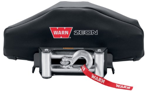 Fantastic Deal! Warn 91415 ZEON Neoprene Winch Cover