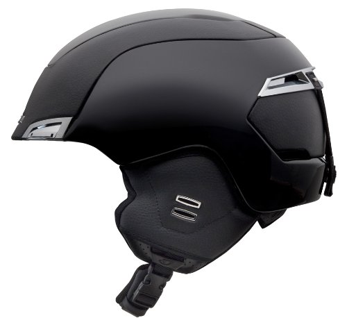GIRO Helm Edition, black leather, 59-62.5 cm, 2034044