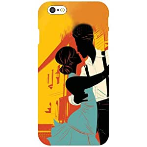 Apple iPhone 6 Dance With Me Matte Finish Phone Cover