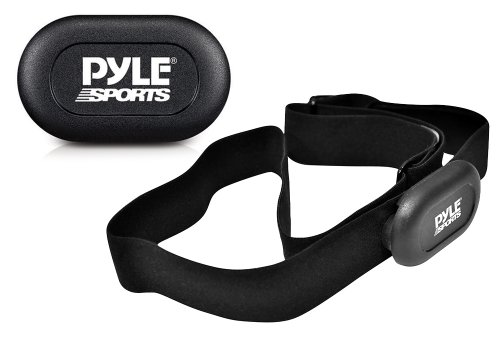 Pyle Psbthr60 Bluetooth Wireless Heart Rate Monitor And Transmitter