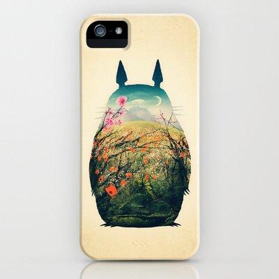Society6/ソサエティシックス iPhone5 Case tonari no totoro となりのトトロ