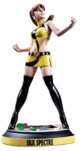 DC Comics Before Watchmen Silk Spectre Statue