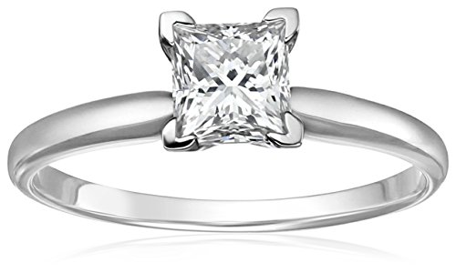 IGI-certified-Princess-cut-Solitaire-Diamond-in-14k-Gold-Engagement-Ring-1cttw-H-I-Color-I1-Clarity-Size-7