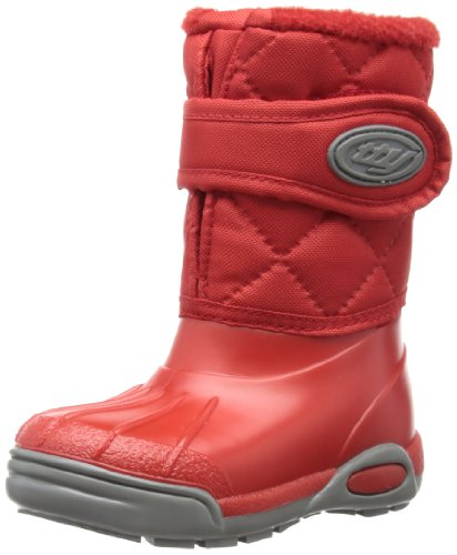 Babybotte / Tty Xtreme, Stivali da neve bambino, rosso (Rouge - rouge), 5.5 UK Child Regular