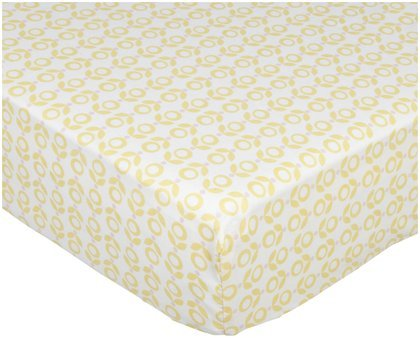 Lolli Living Fitted Sheet, Saffron Elise, Multi