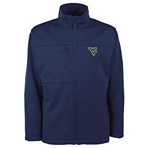 West Virginia Traverse Jacket by Antigua