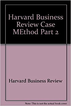 harvard case study method seminar Chris christensen described case method teaching as the art of managing uncertainty harvard business school.