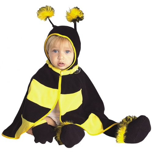 Lil Bee Caped Cutie Costume - Infant