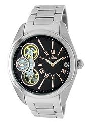 Le Chateau Men's 5704M_BLK Traviata Watch