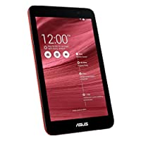 ASUS ME176 シリーズ タブレットPC Red ( Android 4.4.2 KitKat / 7 inch / Atom Z3745 / eMMC 16G ) ME176-RD16