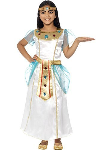Deluxe Cleopatra Girl Costume - Medium Age 7-9