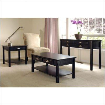 Bundle-80 Oak Park Coffee Table Set