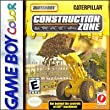 Matchbox Caterpillar Contruction Zone - Game Boy