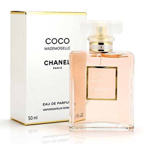 C.H.A.N.E.L. COCO MADEMOISELLE EAU DE PARFUM SPRAY 1.7 fl oz / 50 ml.