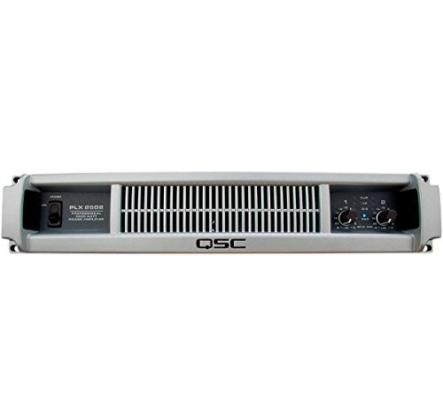 QSC PLX2502 Lightweight Power Amplifier