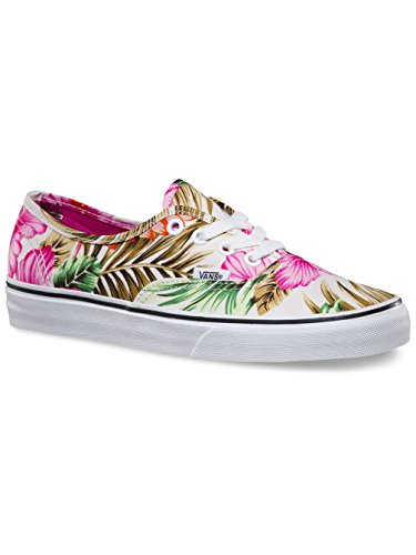 Scarpa Vans Authentic Donna Hawaiian Floral White (37)