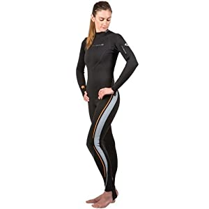 New Ladies LavaCore BackZip Trilaminate Polytherm Full Jumpsuit for Extreme... by Lavacore