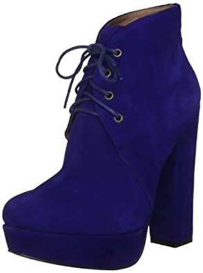 Ravel Women's Kelly Cobalt Blue Ankle Boots RLB957 8 UK