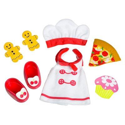 Playskool Dressy Daisy - Chef Outfit - 1