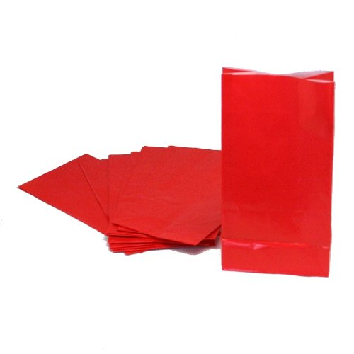 Red Paper Bag (1 Dozen)