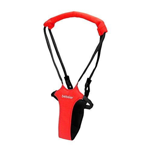 Bebamour Adjustable Kid Keeper Baby Toddler Child Safety Harness Walker Strap Belt (Red)