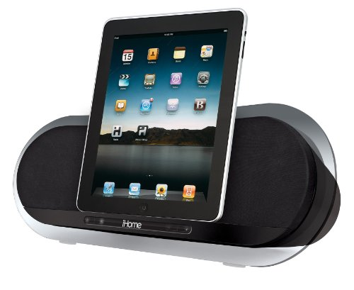 Ihome Id3 Speaker System With Remote For 30-Pin Ipad/Iphone/Ipod